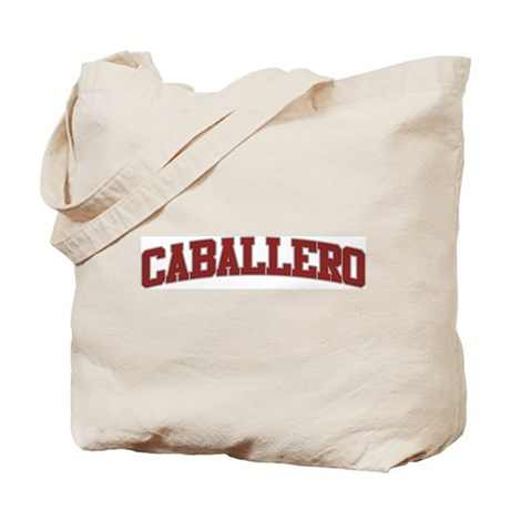 CABALLERO Design Tote Bag