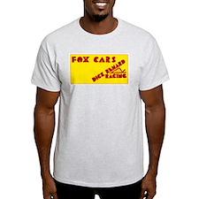 Fox  Ash Grey T-Shirt