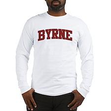 BYRNE Design Long Sleeve T-Shirt