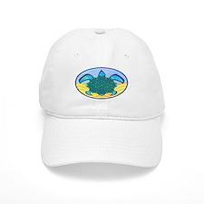 Knot Turtle Baseball Cap