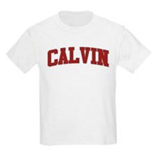 CALVIN Design T-Shirt