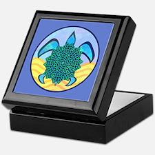 Knot Turtle Keepsake Box