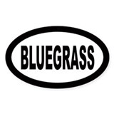 Bluegrass Bumper Stickers
