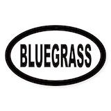 Bluegrass Stickers