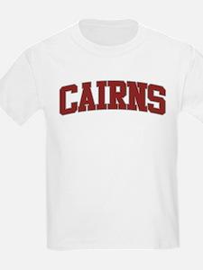 CAIRNS Design T-Shirt