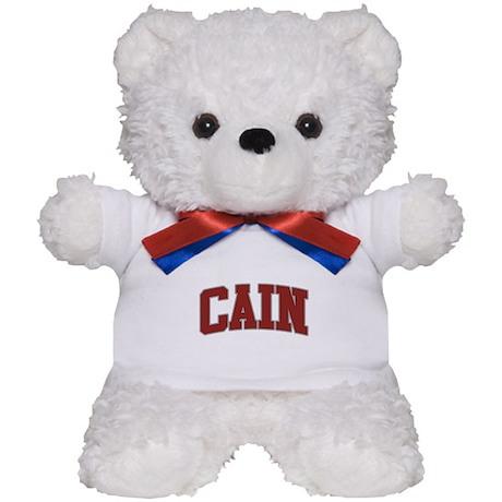 CAIN Design Teddy Bear