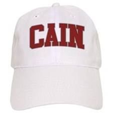 CAIN Design Baseball Cap