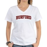 Burford Womens V-Neck T-shirts