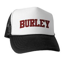 BURLEY Design Trucker Hat