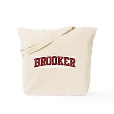 BROOKER Design Tote Bag