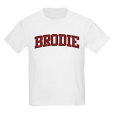 BRODIE Design T-Shirt