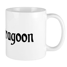Alien Dragoon Mug