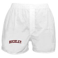 BUCKLEY Design Boxer Shorts