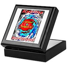 Katrina: Storm of the Century Keepsake Box