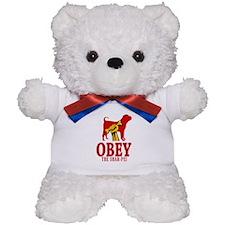 Chinese Shar-Pei Teddy Bear