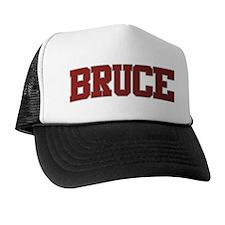 BRUCE Design Trucker Hat