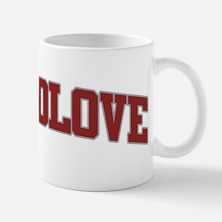 BREEDLOVE Design Mug
