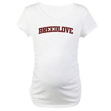 BREEDLOVE Design Shirt