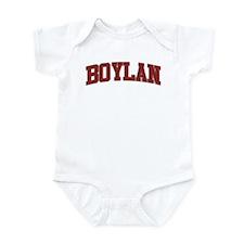 BOYLAN Design Infant Bodysuit