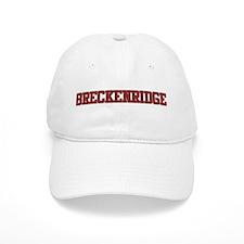BRECKENRIDGE Design Baseball Cap