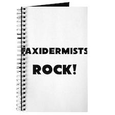 Taxidermists ROCK Journal