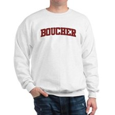 BOUCHER Design Sweatshirt
