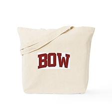 BOW Design Tote Bag