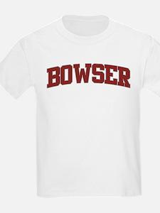 BOWSER Design T-Shirt