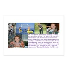 """""""I saw Arnold"""" Postcards (Package of 8)"""