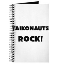 Taikonauts ROCK Journal
