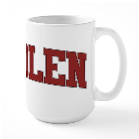 BOLEN Design Large Mug