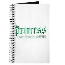 Princess Is Taken (Soldier) Journal