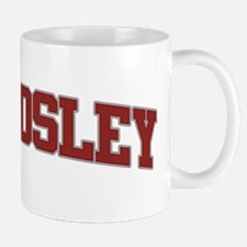 BEARDSLEY Design Mug