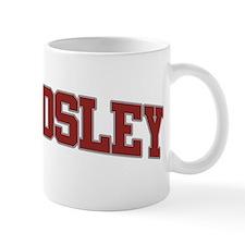 BEARDSLEY Design Small Mug