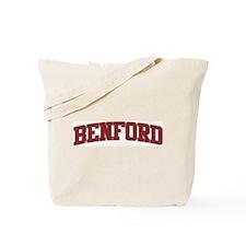 BENFORD Design Tote Bag