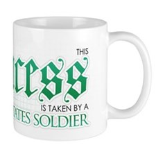 Princess Is Taken (Soldier) Mug