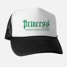 Princess Is Taken (Soldier) Trucker Hat