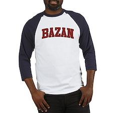 BAZAN Design Baseball Jersey