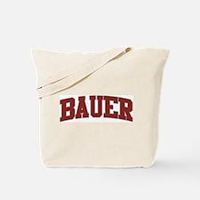 BAUER Design Tote Bag