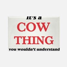 It's a Cow thing, you wouldn't und Magnets