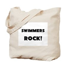 Swimmers ROCK Tote Bag