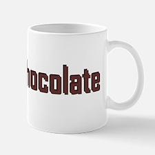 mmm, Chocolate Mug