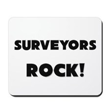 Surveyors ROCK Mousepad