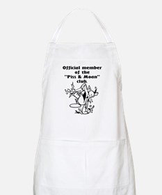 Piss and Moan BBQ Apron