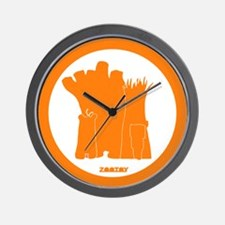Protect & Survive style zootoy Wall Clock