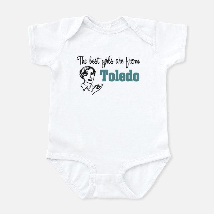 Best Girls Toledo Infant Creeper