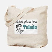 Best Girls Toledo Tote Bag