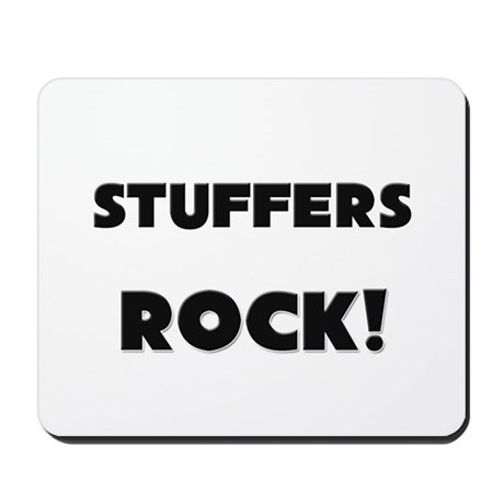 Stuffers ROCK Mousepad