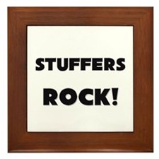 Stuffers ROCK Framed Tile