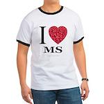 I Love MS Ringer T